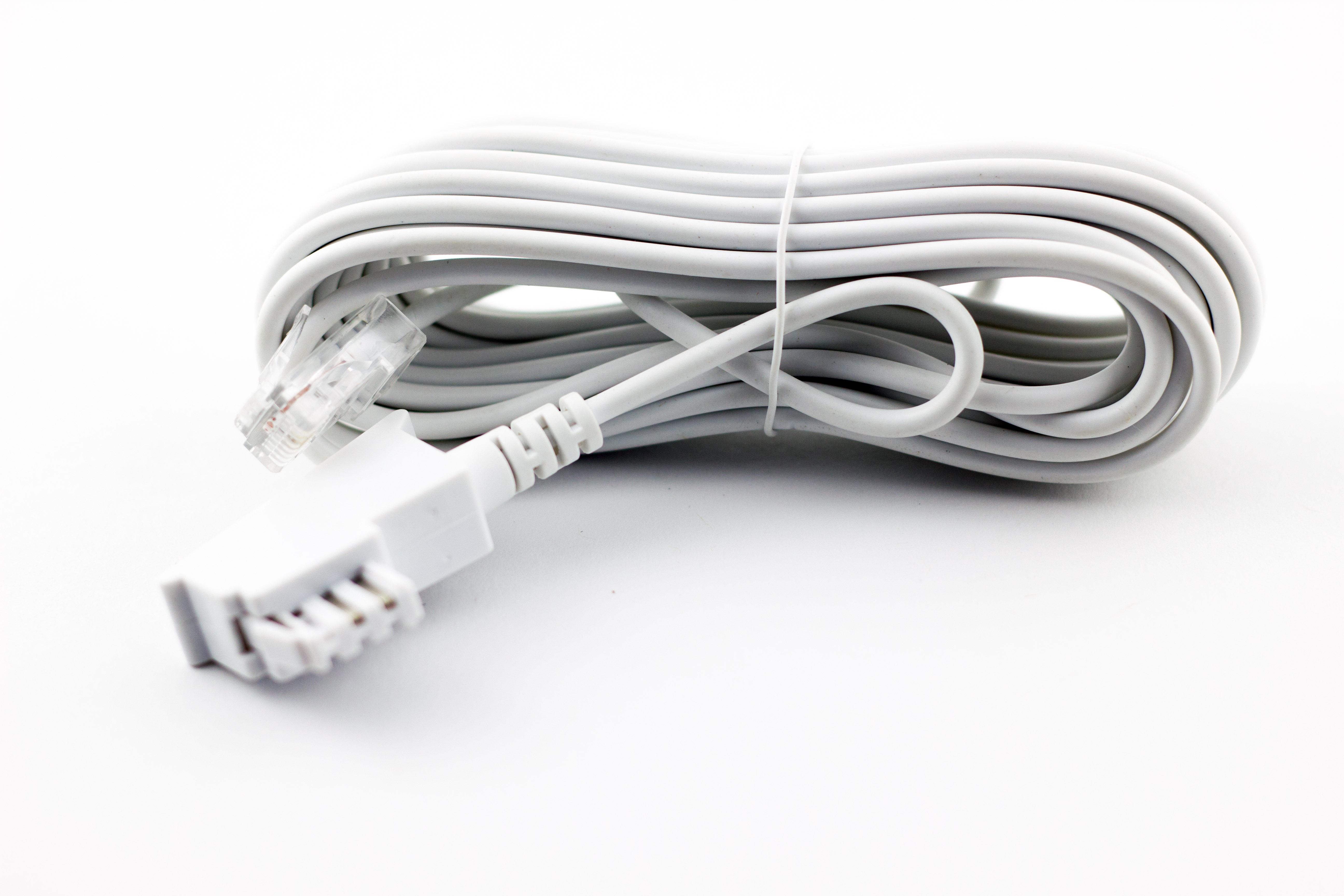 5m dsl ip kabel avm fritzboxen 7390 7490 7360sl 7362sl 7330sl 7320 7270 7240 wei. Black Bedroom Furniture Sets. Home Design Ideas